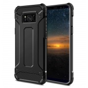 Forcell Armor case Galaxy S8 sort Mobil tilbehør