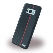 BMW combi case Galaxy S8 rød Mobil tilbehør