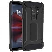 Viser Forcell armor case Galaxy S9 sort Mobil tilbehør