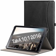 Samsung Galaxy tab A (A6) 10.1 retro cover med lommer Tabletcovers