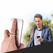 guld Ring holder til mobil / tablet Universal tilbehør