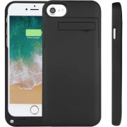 IPHONE 6 / 6S batteri cover sort Mobiltelefon tilbehør
