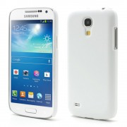Samsung Galaxy S4 Mini cover hard rub hvid Mobiltelefon tilbehør
