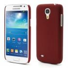 Samsung Galaxy S4 Mini cover hard rub rød Mobiltelefon tilbehør