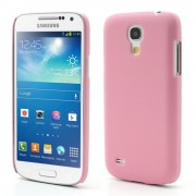 Samsung Galaxy S4 Mini cover hard rub pink Mobiltelefon tilbehør