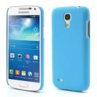 Samsung Galaxy S4 Mini cover hard rub lyseblå Mobiltelefon tilbehør