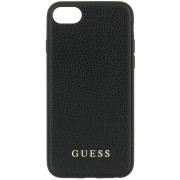 Guess hard case Iphone 8 sort Mobil tilbehør