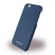 til Iphone 6-6S cover blå Michael Kors Saffiano Apple Iphone Mobil tilbehør hos Leveso.dk