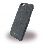 Iphone 6-6S cover mørkegrå Michael Kors Saffiano Apple Iphone Mobil tilbehør hos Leveso.dk