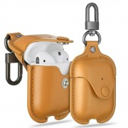 brun Airpods Oxford lædertaske Universal tilbehør