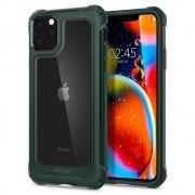 armygrøn Spigen Gauntlet case Iphone 11 Pro Mobil tilbehør