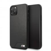 BMW M læder case Iphone 11 Pro sort Mobil tilbehør