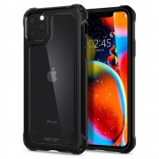 sort Spigen Gauntlet case Iphone 11 Pro Mobil tilbehør