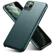 pine green Metro Premium læder case Iphone 11 Pro Mobil tilbehør