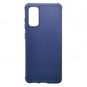blå Armor carbon case Roar Samsung S20 Mobil tilbehør
