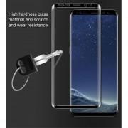 Heldækkende panserglas transparent Galaxy S9 Mobil tilbehør
