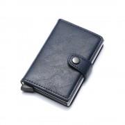 blå RFID sikker kortholder - mini pung Universal tilbehør