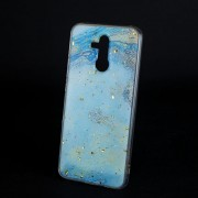 Jade Forcell Marble case Huawei Mate 20 Lite Mobil tilbehør