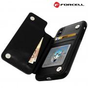 sort Forcell wallet case Iphone Xs Mobil tilbehør