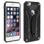 Forcell Phantom case Iphone 6+ / 6S+ sort Mobil tilbehør