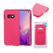 hot pink Style Lux case Samsung S10e Mobil tilbehør