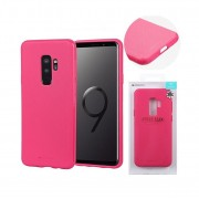 hot pink Style Lux cover Samsung S9 plus Mobil tilbehør