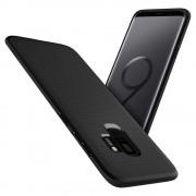 Spigen Liquid Air case Samsung S9 sort Mobil tilbehør