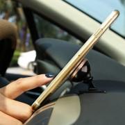 Kraftig magnetisk mobil holder guld Mobiltelefon tilbehør
