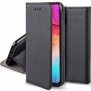 sort Flip magnet etui Samsung Xcover 4S Mobil tilbehør