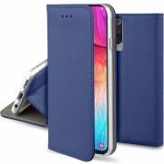 blå Flip magnet cover Samsung A71 Mobil tilbehør