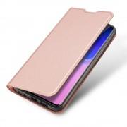 rosaguld Slim flip etui Samsung S20 Ultra Mobil tilbehør