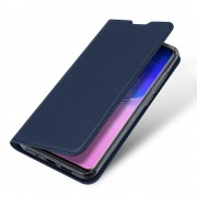 blå Slim flip etui Samsung S20 Ultra Mobil tilbehør