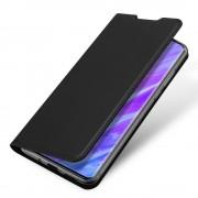 sort Slim flip etui Samsung S20 Mobil tilbehør