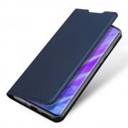 blåSlim flip etui Samsung S20 Mobil tilbehør