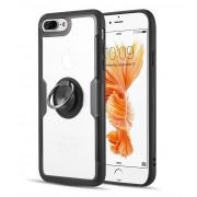 Carbon ring case Iphone 8 Mobil tilbehør