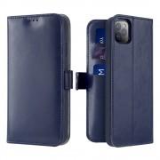 blå Kado flip cover Iphone 11 Pro Max Mobil tilbehør