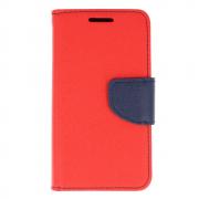 rød Fancy flip cover Huawei P Smart Z Mobil tilbehør