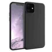 mat sort Slim tpu cover Iphone 11 Mobil tilbehør