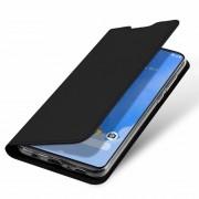 sort Slim flip etui Samsung A70 Mobil tilbehør