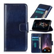 blå Vilo flip etui Samsung A71 Mobil tilbehør