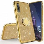 guld Diamond ring case Samsung A50 Mobil tilbehør