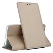 guld Flip magnet cover Huawei Y6 (2019) Mobil tilbehør