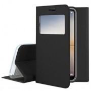 sort Smart cover med vindue Samsung A70 Mobil tilbehør