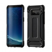 Forcell Armor case Galaxy S8+ sort Mobil tilbehør