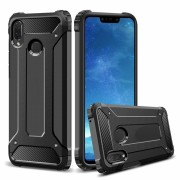 Forcell Armor case Huawei P smart (2019) sort Mobil tilbehør