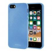 blå Style Lux cover Iphone SE Mobil tilbehør