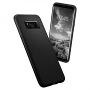 Spigen Liquid Air case Samsung S8 sort Mobil tilbehør