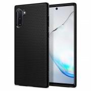 Spigen Liquid Air case Samsung Note 10 sort Mobil tilbehør