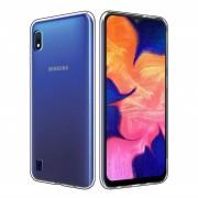 transparent Tpu cover case Samsung A10 Mobil tilbehør