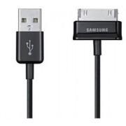 Original Samsung Galaxy Tab usb kabel sort Universal tilbehør